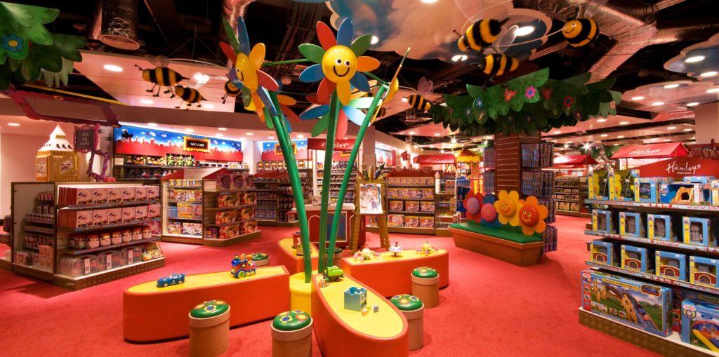 Детский магазин бизнес-план